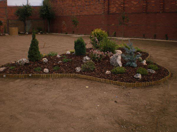 Empresa de jardiner a en le n jardiner a estalote for Jardineria fotos